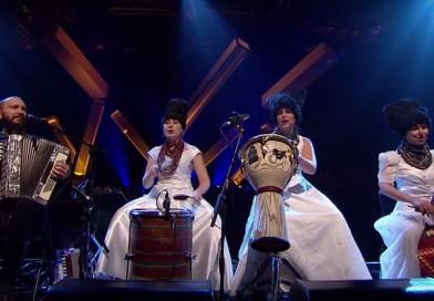 """Гурт """"ДахаБраха"""" виступив на головному музичному шоу Великобританії"""